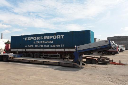 Eksport i import towarów do krajów Unii Europejskiej i poza nią